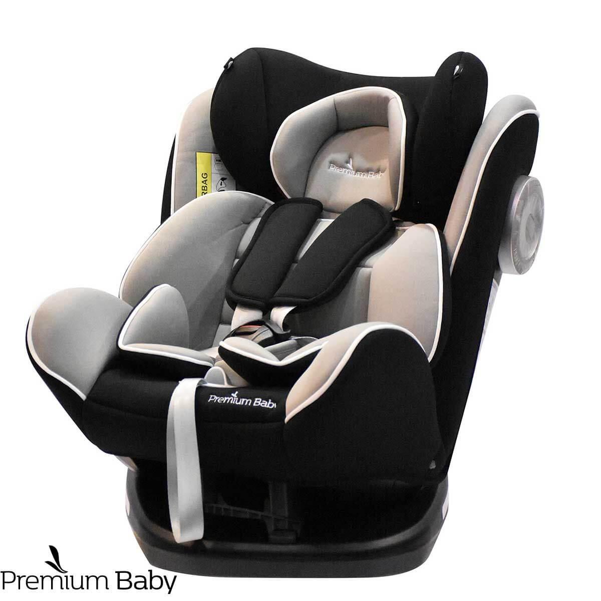 BUTACA PREMIUM BABY MURPHY 360º | 0 A 36 KG - ISOFIX