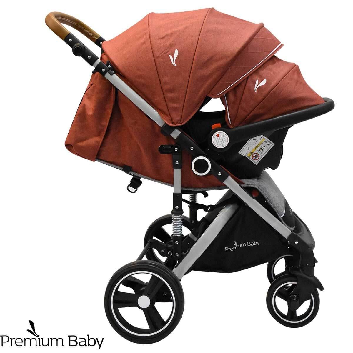 COCHECITO TRAVEL SYSTEM PREMIUM BABY TUTS PRO