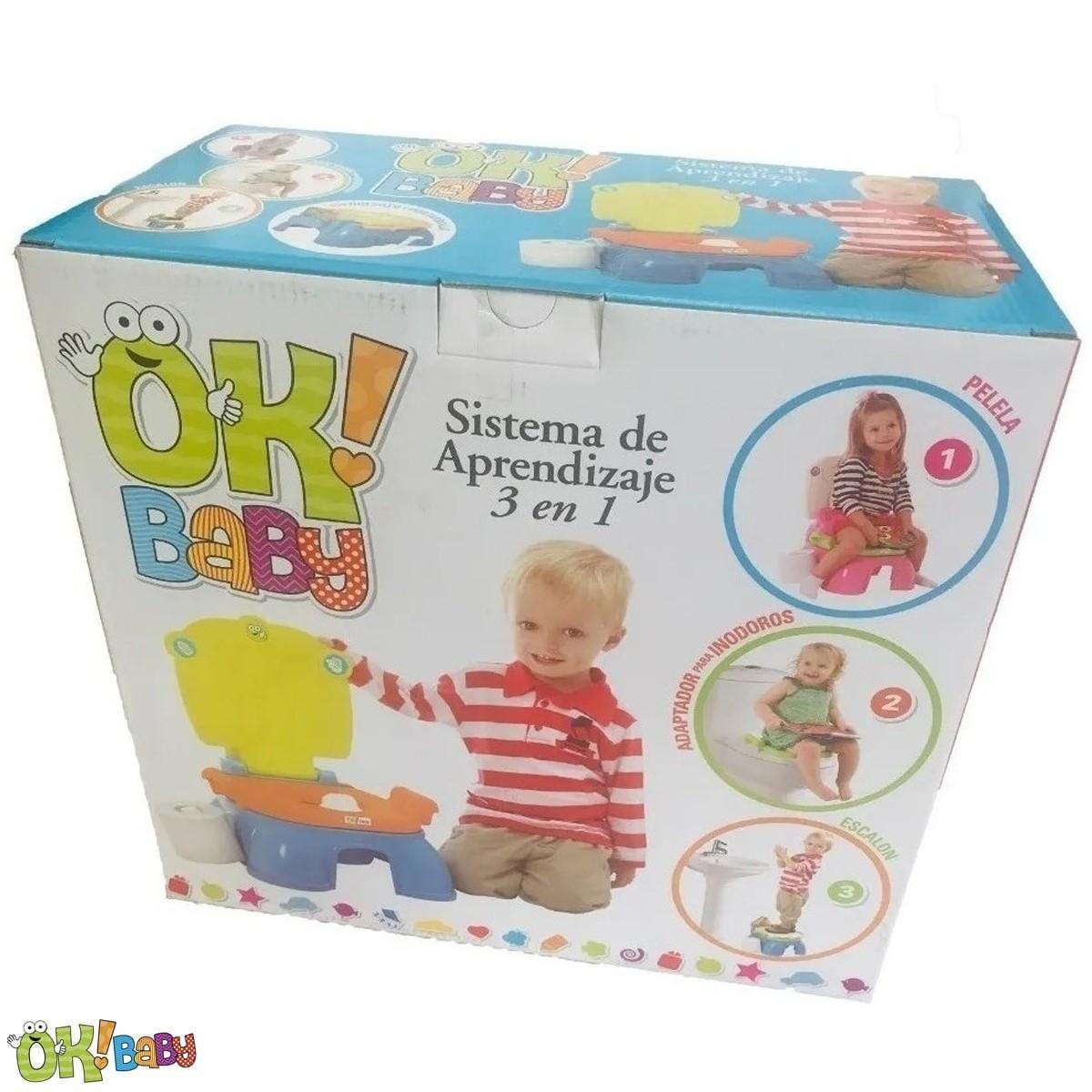 EDUCADOR 3 EN 1 OK BABY