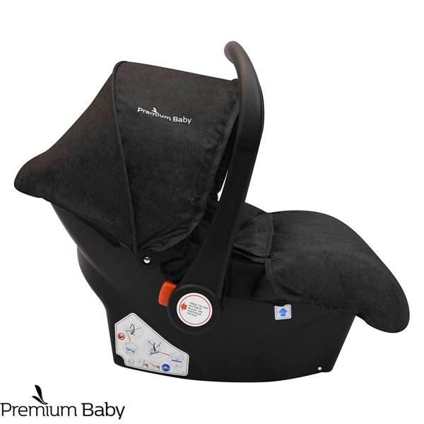 COCHECITO 3 EN 1 PREMIUM BABY NEW MIKE